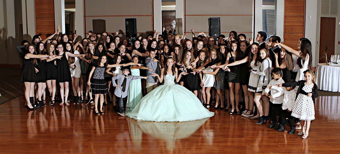Quinceanera photographer DC, MD, VA